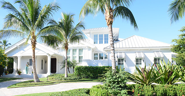 Annual Property Management in and near Bonita Beach Florida