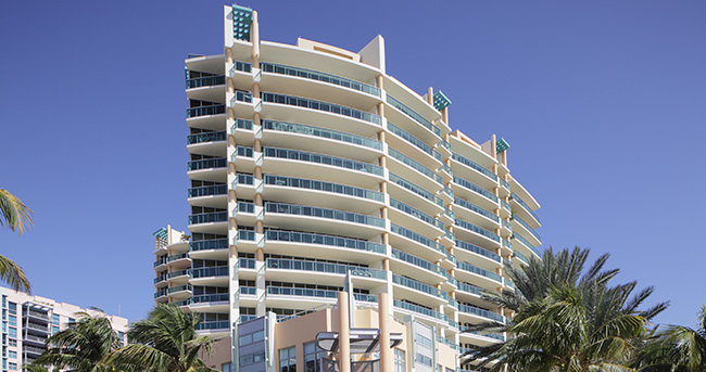 High Rise Property Management in and near Collier County Florida