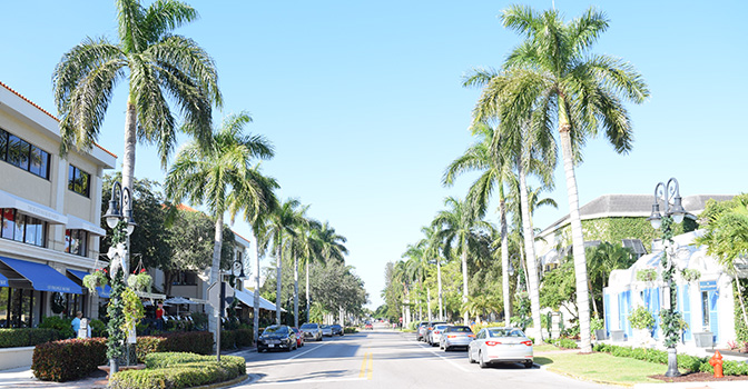 Commercial Property Management in and near Fort Myers Beach Florida