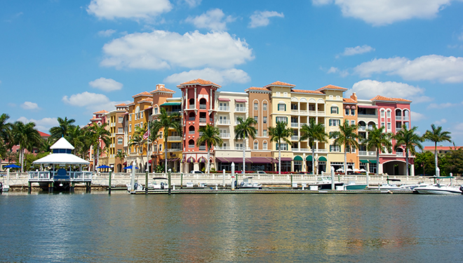 Property Management Qualifications in and near Naples Florida