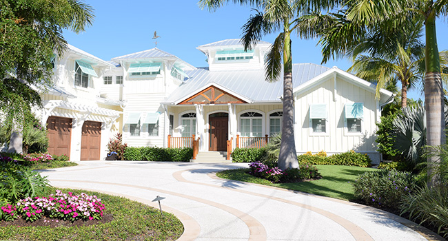 Seasonal Property Management in and near Naples Florida